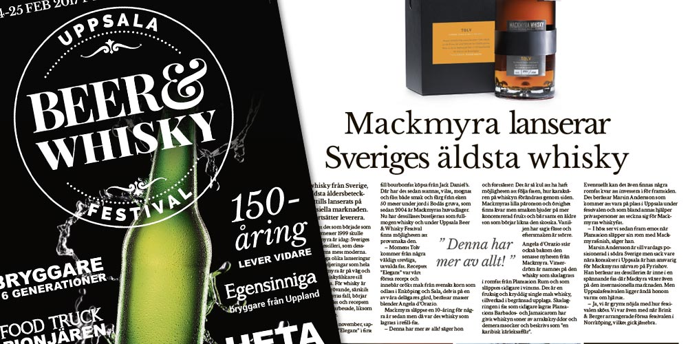 Uppsala Beer & Whisky