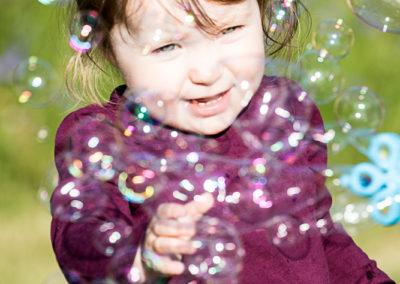 Saga och bubblorna
