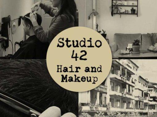 Studio 42 Hair and makeup
